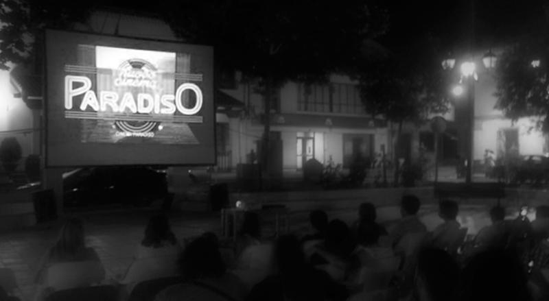 FESTIVAL DE CINE PARADISO